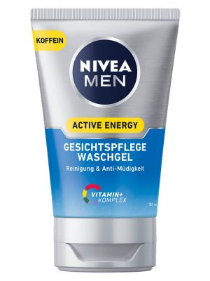 NIVEA MEN Waschgel Active Energy, 100 ml