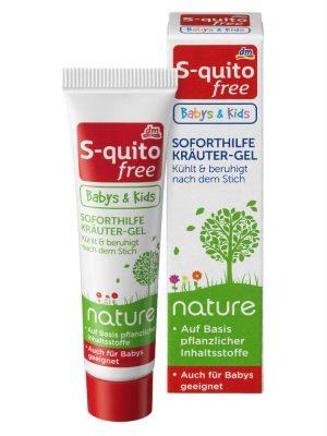 Kem trị muỗi đốt S Quito Free 15 ml