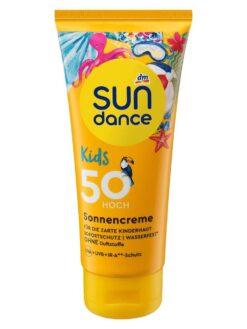 Kem Chống Nắng Sundance Kids Sonnencreme Spf 50, 100 ml
