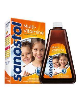 Sanostol Số 3 Bổ Sung Multi-Vitamine