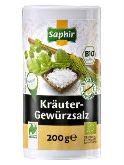 Muối thảo dược Saphir không iot 200g
