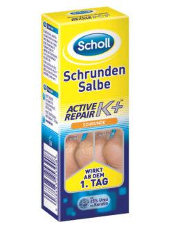 Kem Trị Nứt Gót Chân Scholl Schrundensalbe, 60ml
