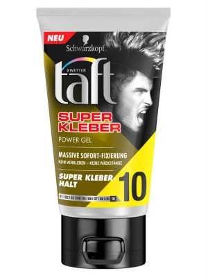 Gel Vuốt Tóc Taft Super Kleber, 150 ml