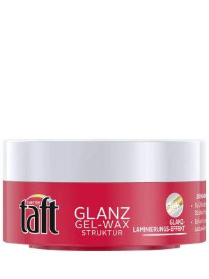 Sáp vuốt tóc Taft Glanz Gel Wax 75ml