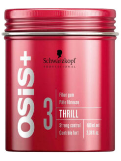 Gel Vuốt Tóc Chuyên Nghiệp Schwarzkopf Professional Osis+ 3 Thrill, 100 ml