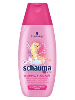 Sữa tắm gội Schauma Kids Shampoo & Balsam, 250 ml