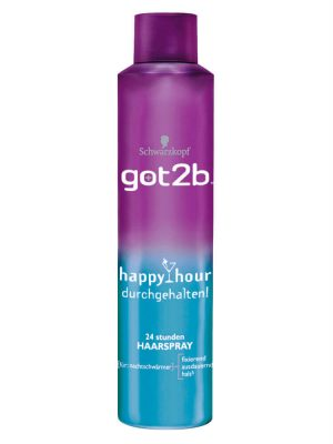 Gôm Xịt Tóc Got2b Happy Hour 300 ml