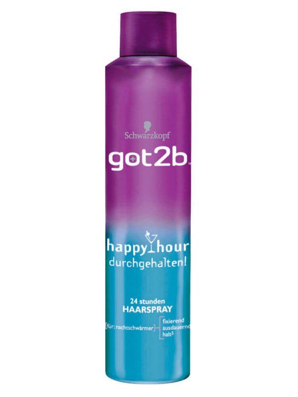 Gôm Xịt Tóc Got2b Happy Hour 300 ml