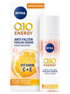 Serum Nivea Q10 Energy Anti Falten, 40 ml