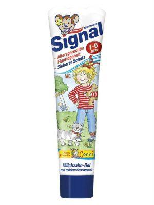 Kem Đánh Răng Cho Bé 1 Tuổi Signal 50ml