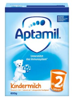 Sữa Aptamil Kindermilch 2+