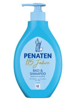 Sữa tắm gội Penaten Bad & Shampoo, 400 ml