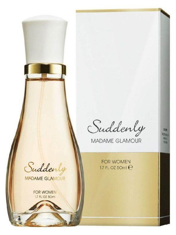 Nước Hoa Suddenly Madame Glamour EDP For Women, 50 ml