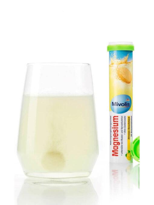 Viên sủi magnesium Mivolis
