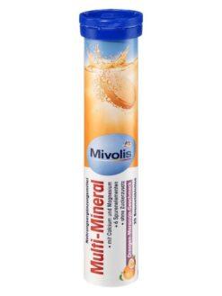 Viên sủi bổ sung khoáng chất Mivolis multi mineral