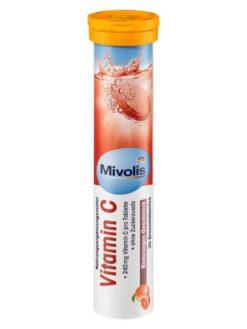 Viên sủi vitamin C Mivolis