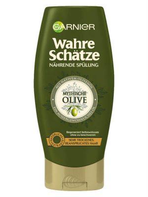Dầu xả Garnier Wahre Schatze Mythische Olive