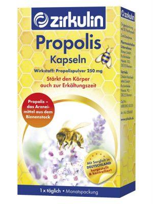 Viên Nang Keo Ong Zirkulin Propolis, 30 Viên
