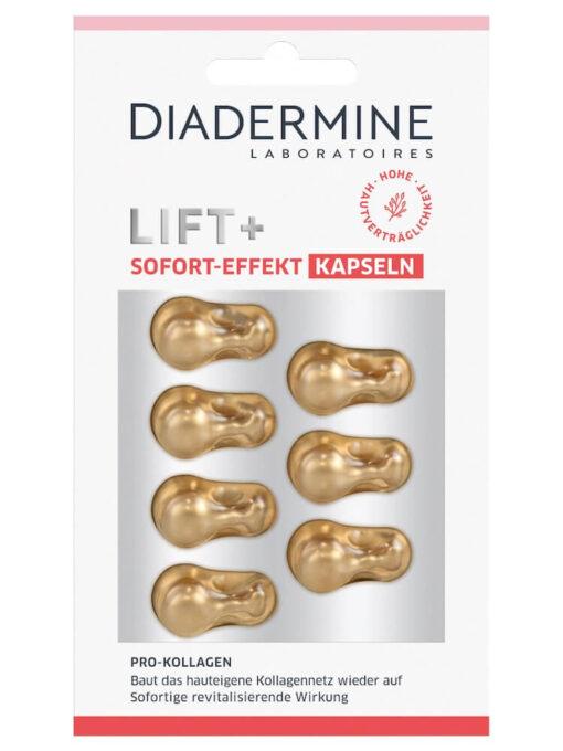 Viên Nang Diadermine Lift Sofort Effekt Kapseln, 7 viên