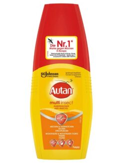 xịt chống muỗi autan protection plus 100ml