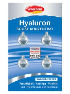 Viên nang dưỡng da Schaebens Hyaluron Boost Konzentrat, 4 viên