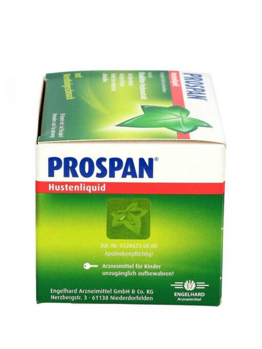 Thuốc Ho Prospan Hustenliquid, 30 x 5 ml