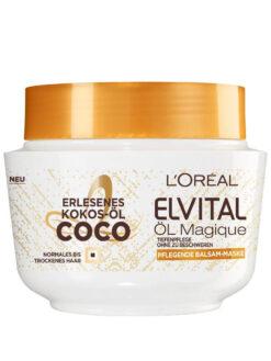 Kem Ủ Tóc Loreal Elvital Ol Magique Coco, 270 ml