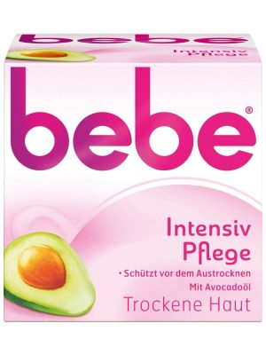 Kem Dưỡng Da Bebe Intensivpflege, 50 ml