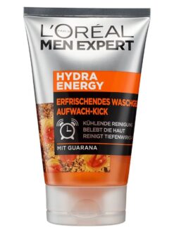 Sữa rửa mặt Loreal Men Expert Hydra Energy Waschgel, 100ml