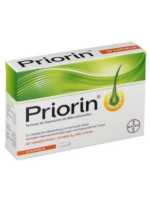 Thuốc mọc tóc Priorin 30 viên