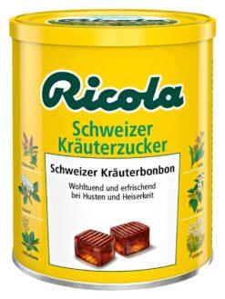 Kẹo ngậm thảo dược giảm ho khàn giọng Ricola, 250g