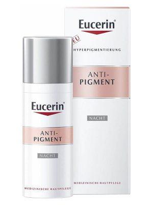 Kem dưỡng trắng da Eucerin Anti Pigment Nachtpflege, 50 ml