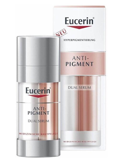Tinh chất trị nám Eucerin Anti Pigment Dual Serum, 30 ml