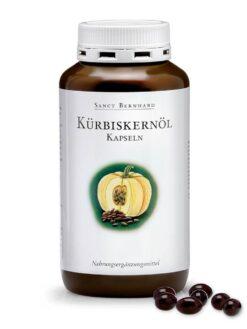 Thuốc trị tiểu đêm Sanct Bernhard Kurbiskernol Kapseln, 400 Viên