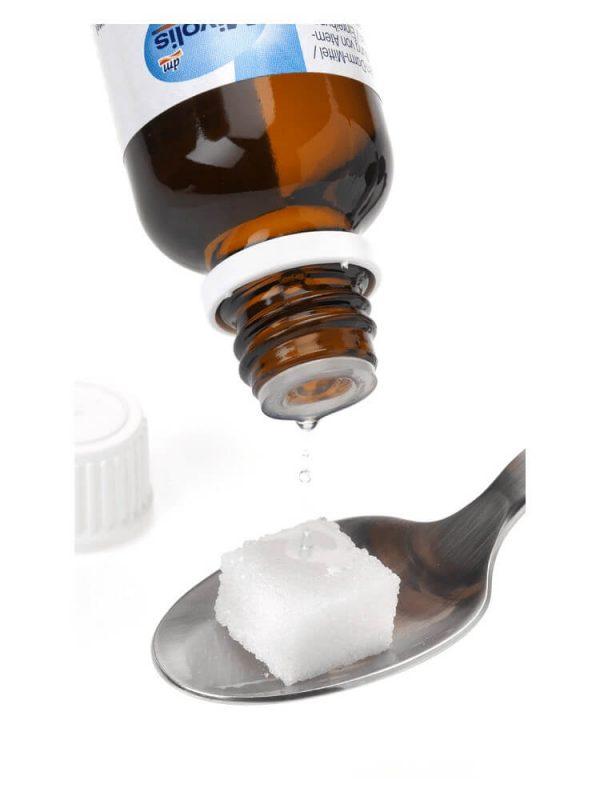 Tinh dầu bạc hà Mivolis Japanisches
