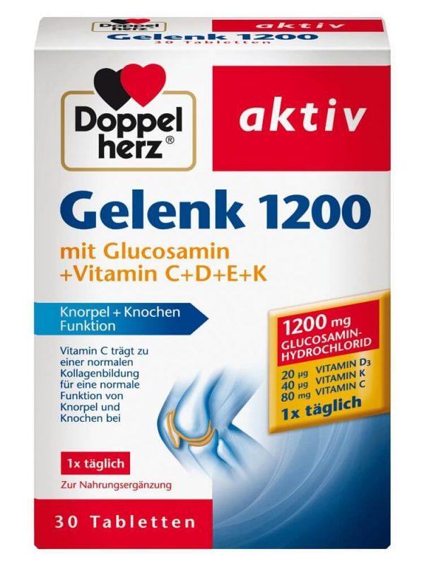 Thuốc bổ xương khớp Doppelherz Gelenk 1200