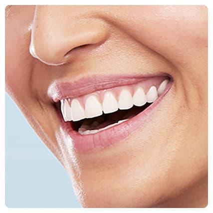 Oral-B ngăn ngừa sự đổi màu bề mặt răng
