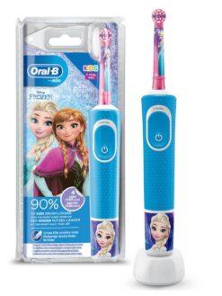 Bàn chải điện Oral B Kids cho bé gái