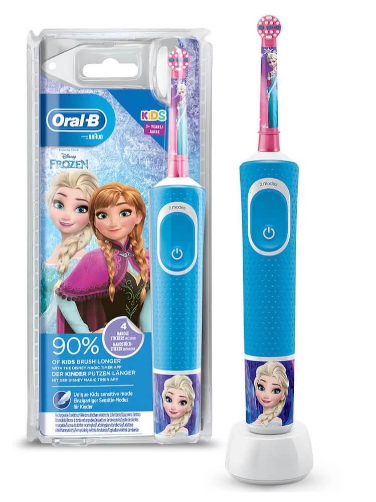 Bàn Chải Điện Oral B Kids Cho Bé Gái - Chính Hãng - Made in Germany