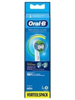 Đầu Bàn Chải Điện Oral B Precision Clean, Vỉ 4