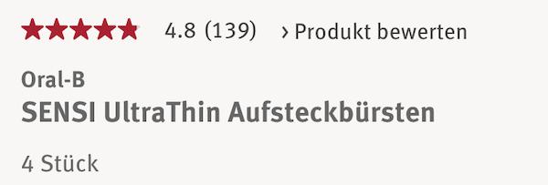 Sản phẩm được người dùng Đức đánh giá cao
