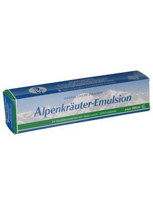 Kem xoa bóp thảo dược alpenkrauter emulsion, 200 ml