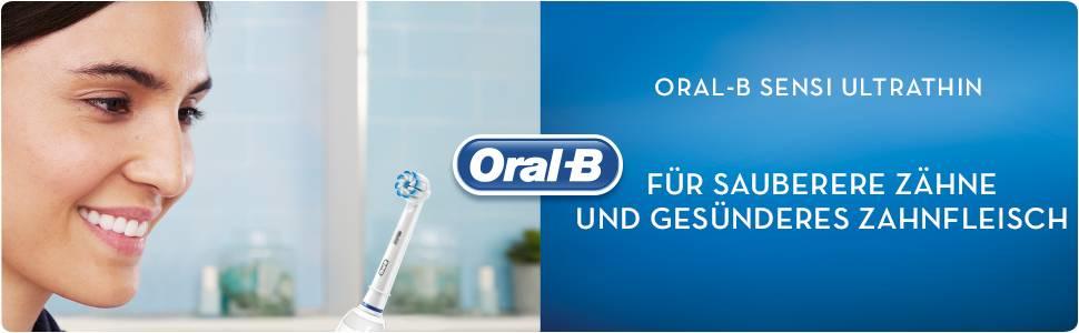 Oral B Sensi UltraThin cho răng nhạy cảm