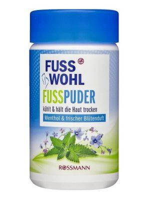 Bột khử mùi hôi chân Fusswohl Fusspuder