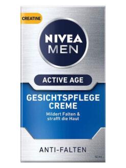 Kem dưỡng da Nivea Men Active Age, 50ml