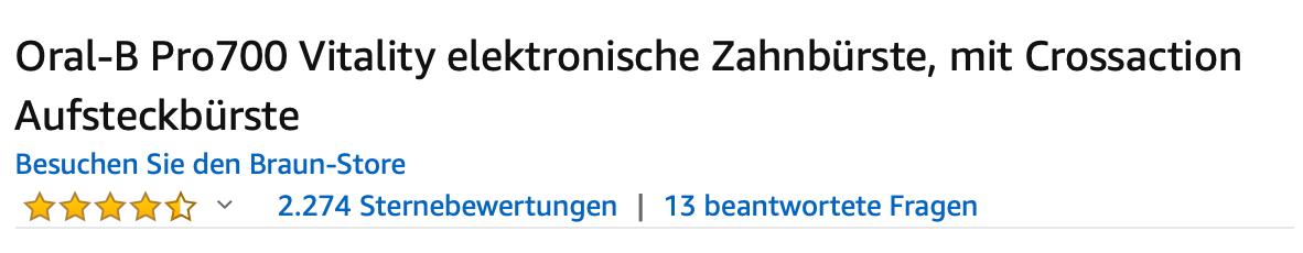 Sản phẩm được người dùng Đức đánh giá chất lượng khá tốt