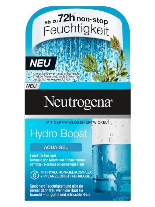 Kem dưỡng ẩm Neutrogena Hydro Boost Aqua Gel, 50 ml