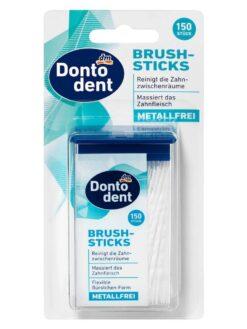 Tăm xỉa răng Dontodent Brush Sitkcs