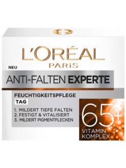 Kem dưỡng da Loreal Anti Falten Experte 65 Tagscreme, 50ml