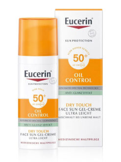 Kem chống nắng Eucerin Oil Control Spf 50, 50ml